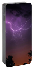 Monsoon Sunset 2019 Portable Battery Charger