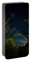Moonlight In The Trees Portable Battery Charger