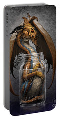 Moonshine Dragon Portable Battery Charger