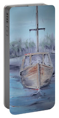 Moored Sailboat Portable Battery Charger