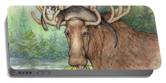 Moose And Otter Portable Battery Charger