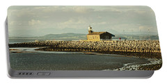 Morecambe. The Stone Jetty. Portable Battery Charger