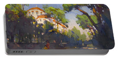 Morning Sunlight Athens Portable Battery Charger