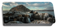 Morro Rock Breakwater Portable Battery Charger