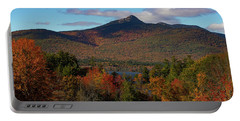 Mount Chocorua New Hampshire Portable Battery Charger