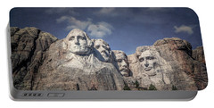 Mount Rushmore I Portable Battery Charger