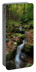 Mountain Stream - Blue Ridge Parkway Portable Battery Charger