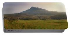 Portable Battery Charger featuring the photograph Mountain Sunrise by Nicole Lloyd