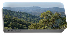Mountains Of Loule. Serra Do Caldeirao Portable Battery Charger
