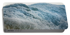 Mountainside Hoarfrost Portable Battery Charger