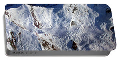 Mountaintop Snow Portable Battery Charger