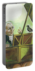 Mozart And The Starling Portable Battery Charger