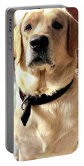Labrador Dog Portable Battery Chargers