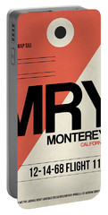 Mry Monterey Luggage Tag I Portable Battery Charger