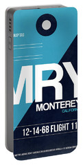 Mry Monterey Luggage Tag II Portable Battery Charger