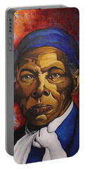 Ms. Tubman Portable Battery Charger