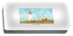 Mullholand Lighthouse 2 Portable Battery Charger