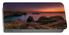 Mullion Cove - Sunset 2 Portable Battery Charger