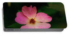 Multi Floral Rose Flower Portable Battery Charger