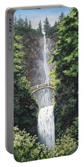 Multnomah Falls Portable Battery Charger