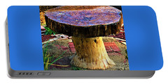 Mushroom Table Portable Battery Charger