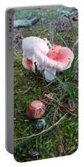 Mushrooms And Moss 2  Portable Battery Charger