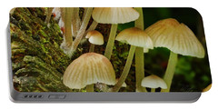 Mushrooms Portable Battery Charger