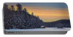 Muskoka Winter Portable Battery Charger