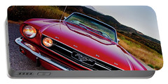 Mustang Convertible Portable Battery Charger