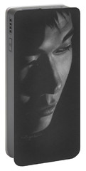 Muted Shadow No. 10 Portable Battery Charger