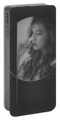 Muted Shadow No. 5 Portable Battery Charger