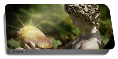Portable Battery Charger featuring the photograph Mystical Enchantment by Dale Kincaid