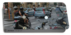 Naples Street Buzz Portable Battery Charger