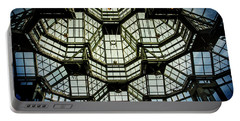 Glass Ceiling National Gallery Of Canada Portable Battery Charger