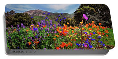 Nature's Bouquet  Portable Battery Charger