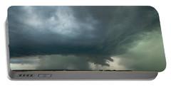 Nebraska Storm Portable Battery Charger