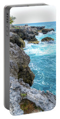 Negril Jamaica Cliffs Portable Battery Charger