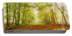 Neither Summer Nor Winter But Autumn Light Portable Battery Charger