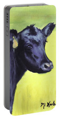 Nelson's Cow Portable Battery Charger