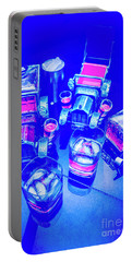 Neon Bar Portable Battery Charger