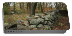New England Stone Wall 1 Portable Battery Charger