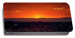 New Mexico Sunset Portable Battery Charger