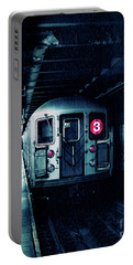 New York City Subway 3 Train Portable Battery Charger