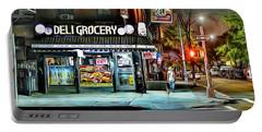 New York Corner Portable Battery Charger