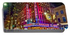 New York Radio City Music Hall Portable Battery Charger