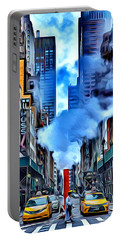 New York Steam Portable Battery Charger