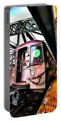 New York Subway Portable Battery Charger