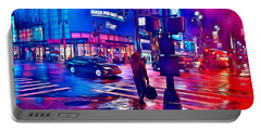 New York West 34th Street Portable Battery Charger