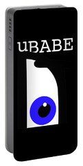 Night Of The Babe Portable Battery Charger
