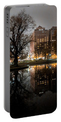 Night Reflection Portable Battery Charger